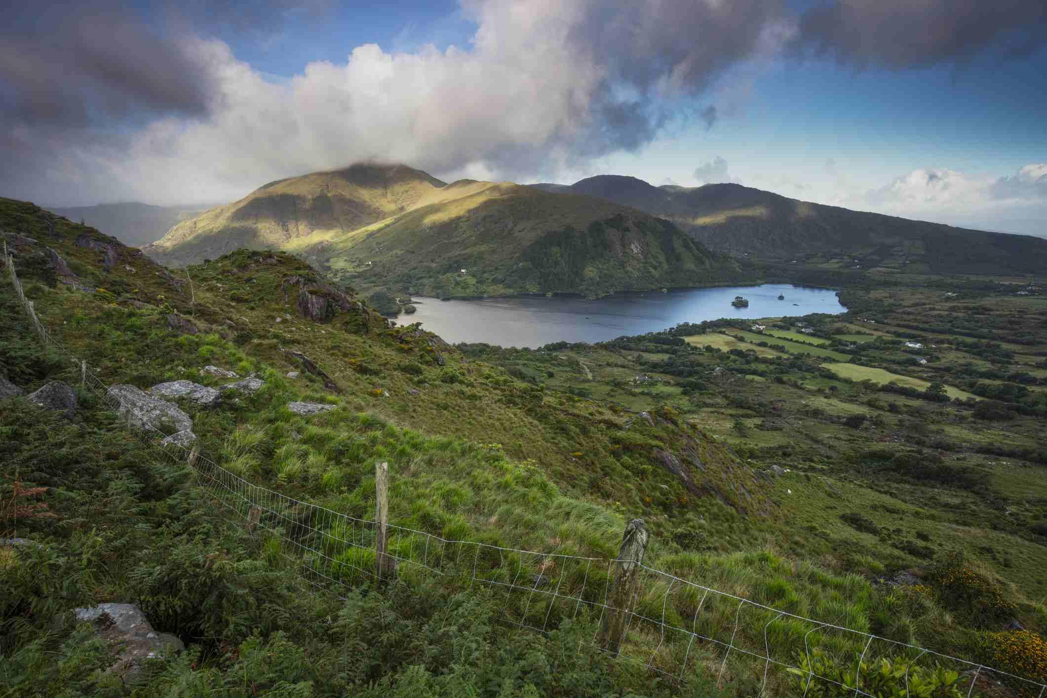 Healy Pass, The Beara Peninsula, Ireland.