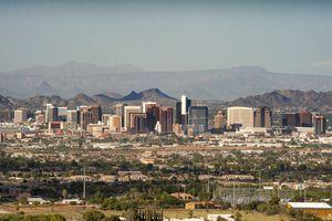 Phoenix, AZ Business District