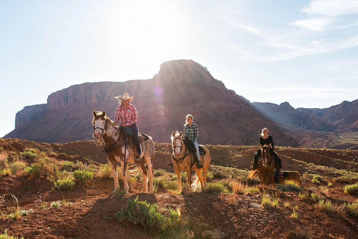 Sorrel River Ranch in Utah