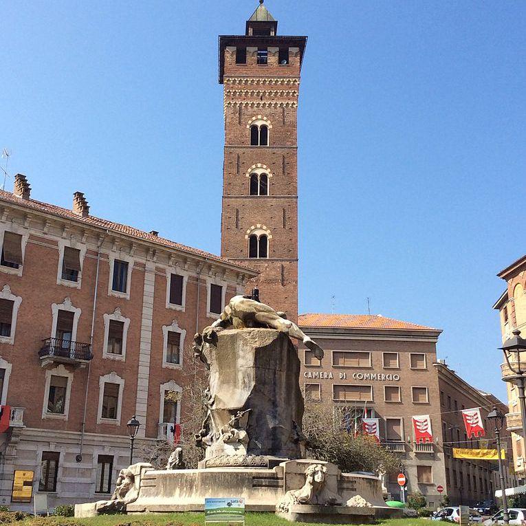Troyana Tower, Asti