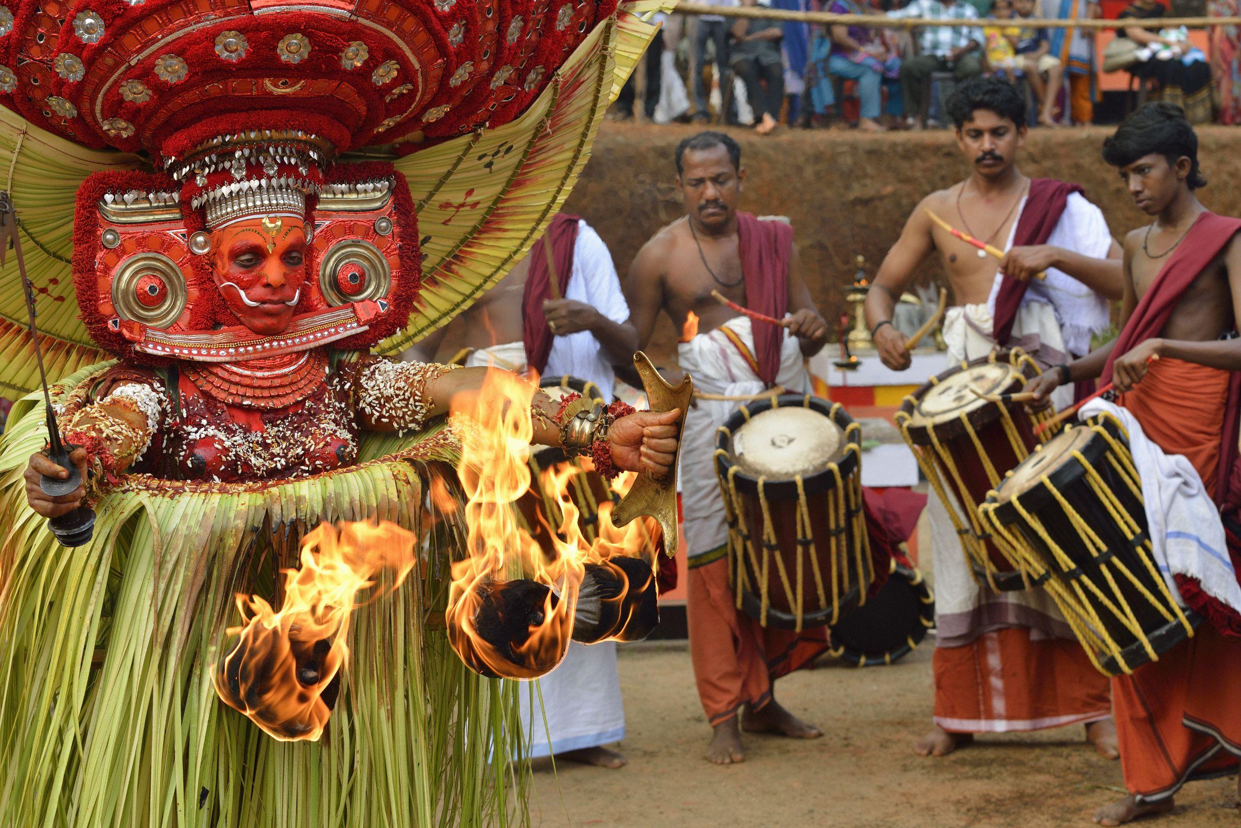Dance of Theyyam