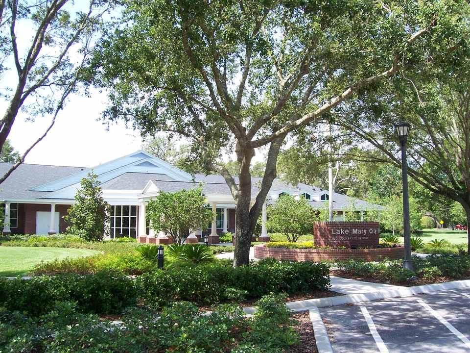 Lake Mary City Hall in Lake Mary, Florida