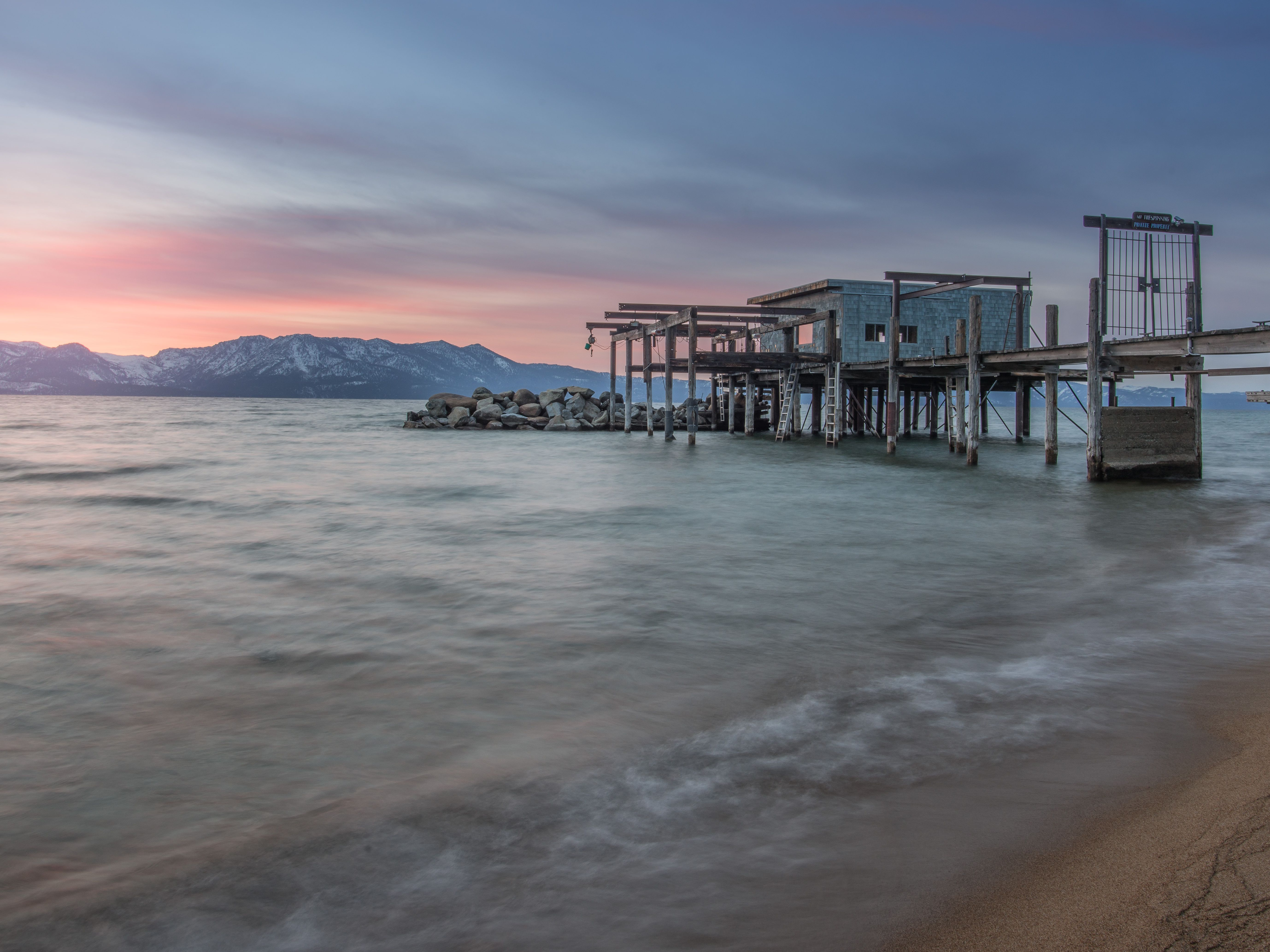 Nevada Beach Lake Tahoe A Family Friendly Campground