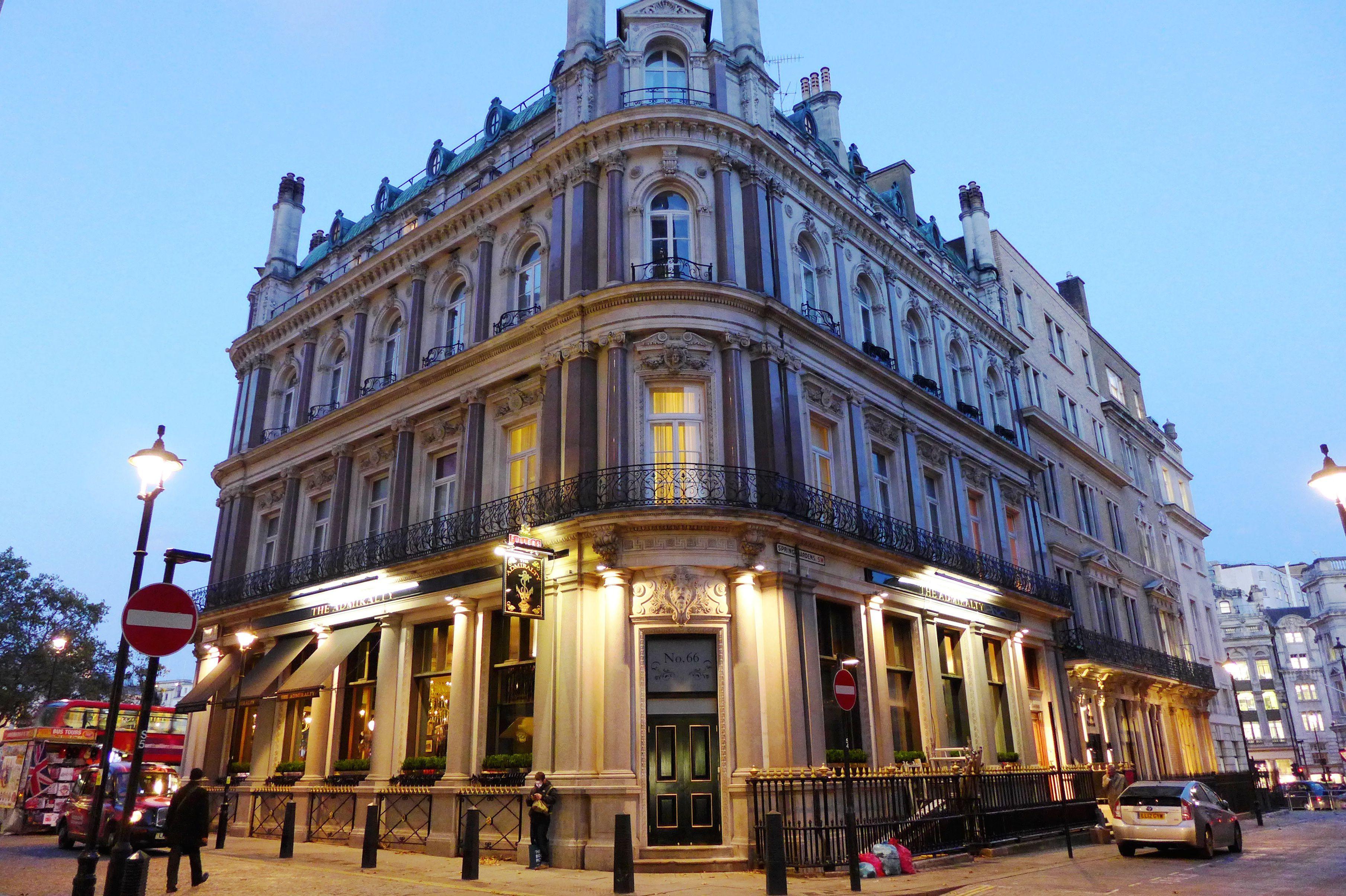 The Admiralty Pub, Trafalgar Square