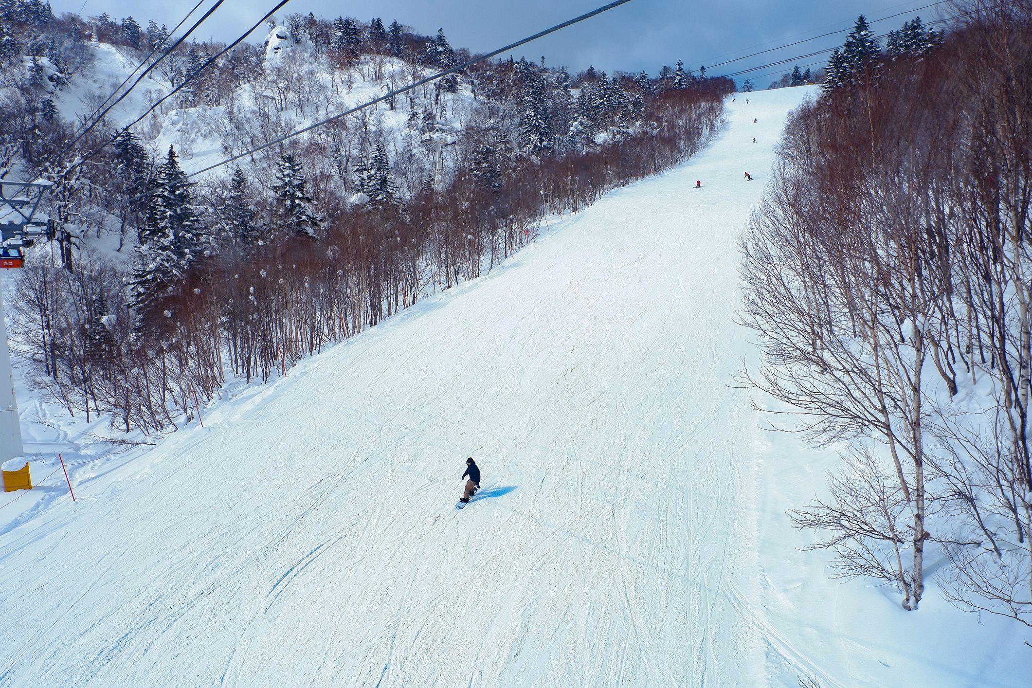 The Top Ski Resorts in Hokkaido
