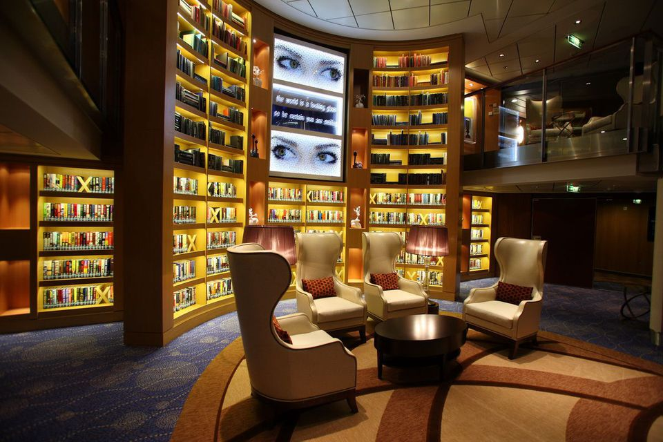 Celebrity Reflection Library