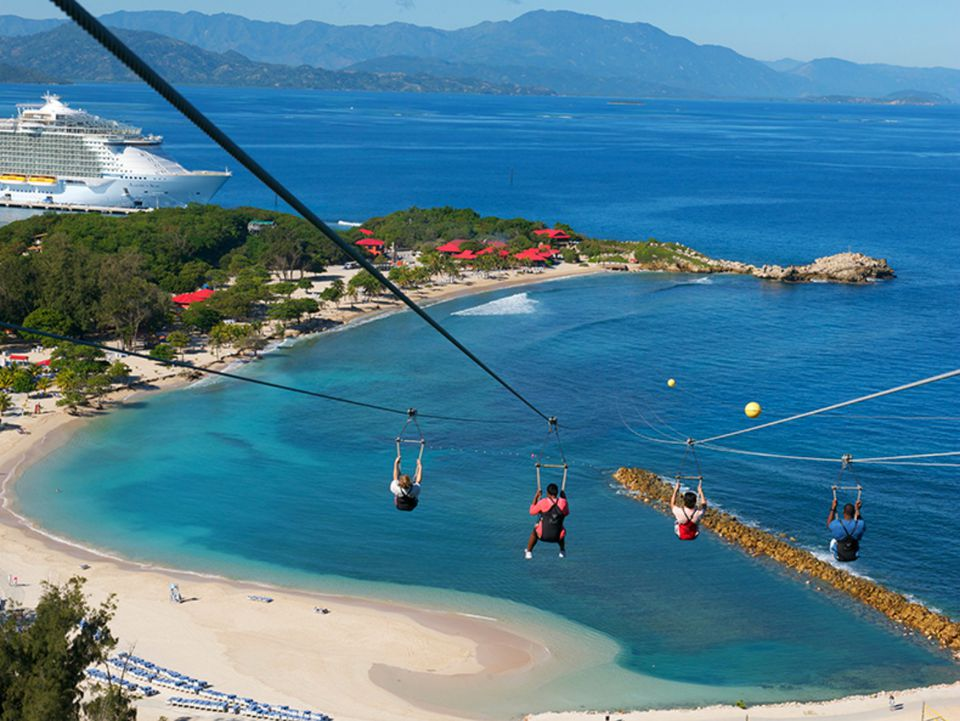 Insane Zip Lines for Thrill-Seeking Families with Kids