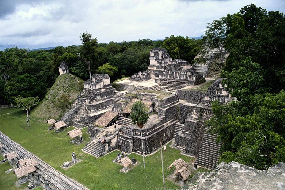 Central America's Mayan Ruins, From Copan to Tikal