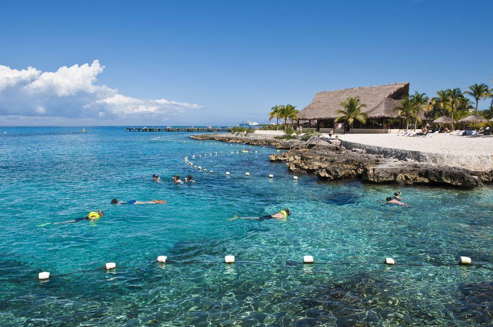 6 best snorkeling spots in mexico