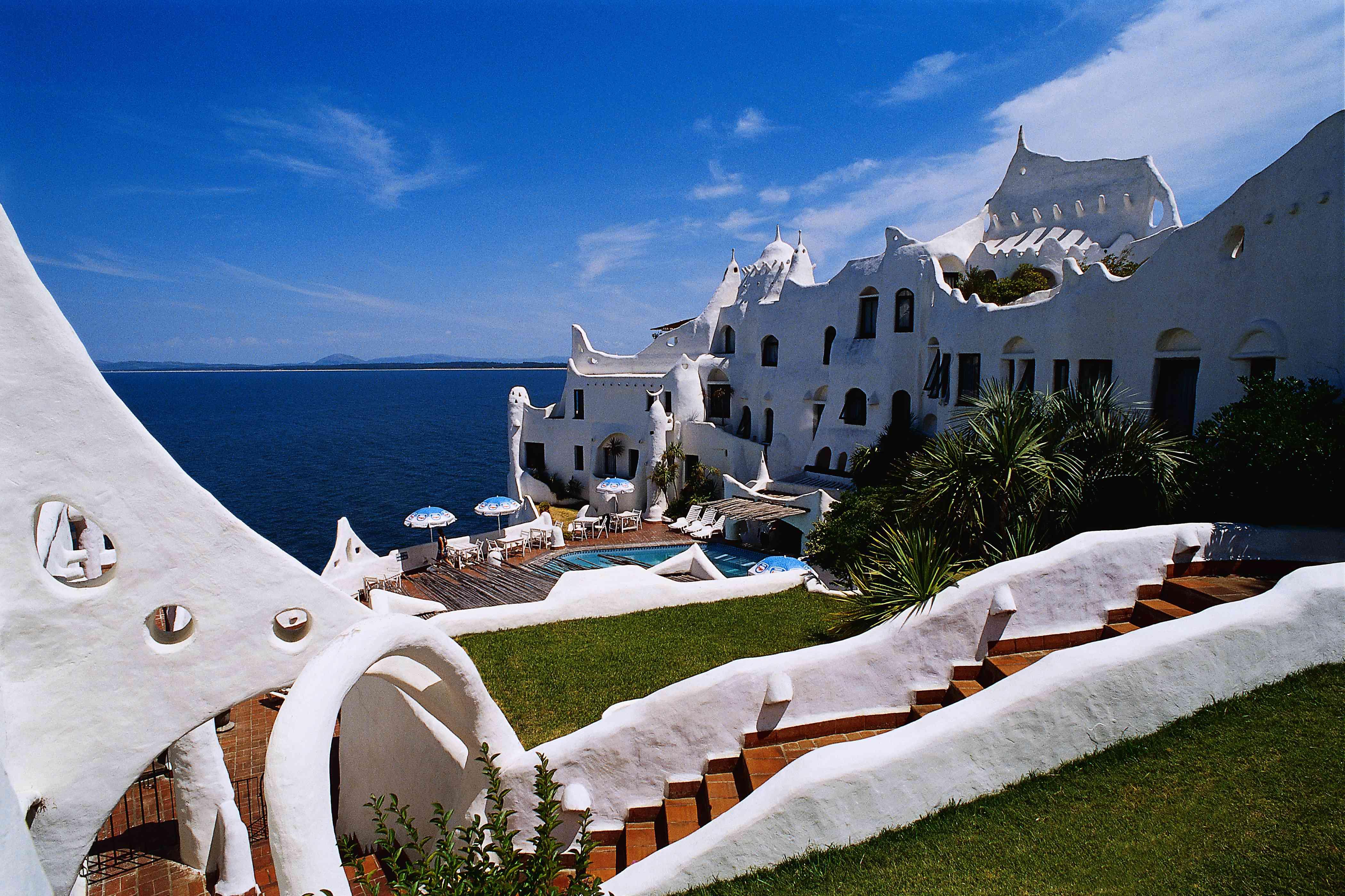 Club Hotel Casapueblo in Punta del Este