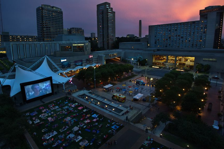 Movies in the Park in Kansas City