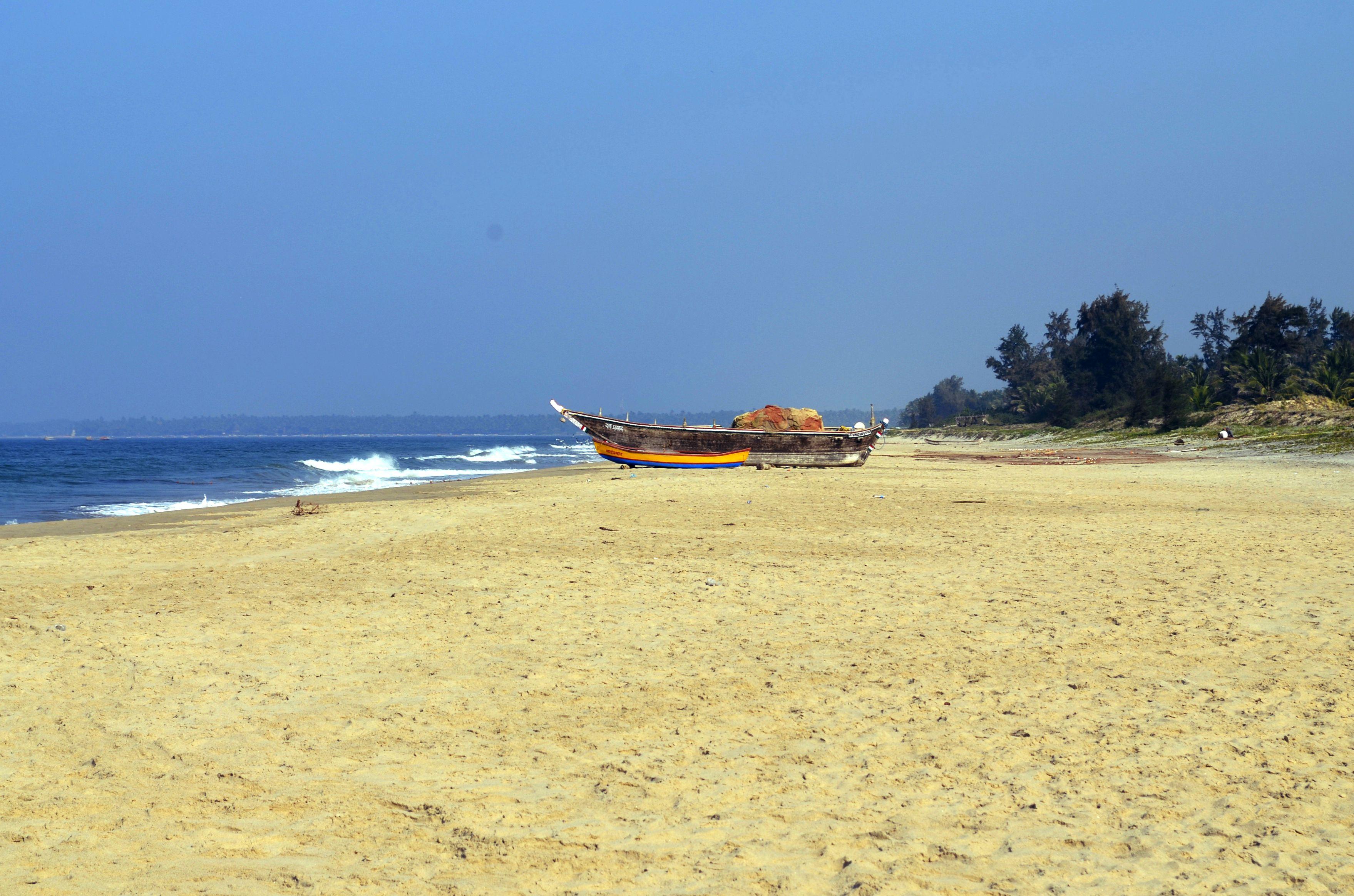 Tarkarli fishing boat