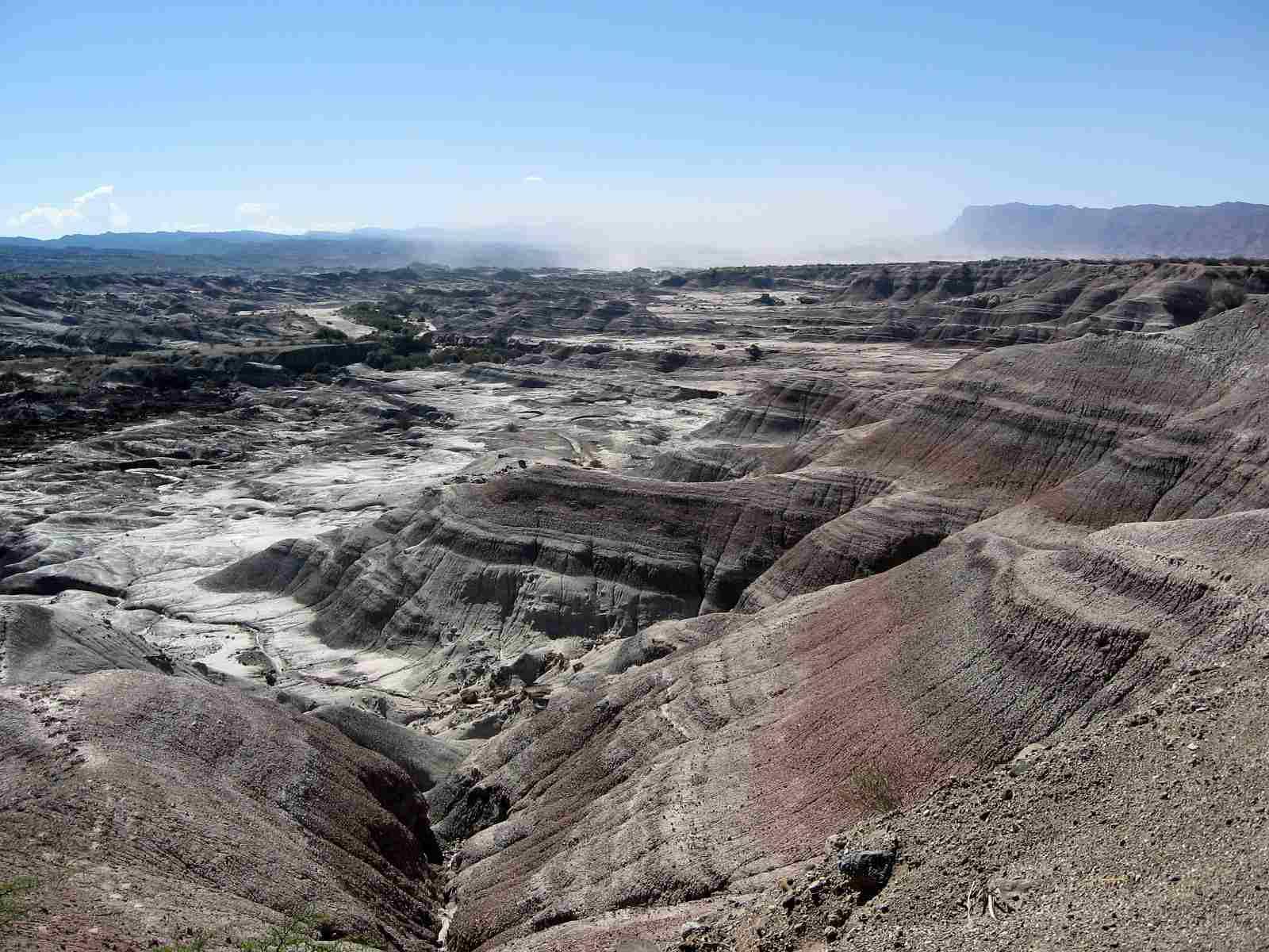 Valle Pintado, Parque Provincial Ischigualasto