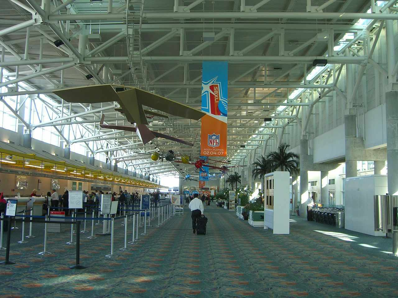 Fort Lauderdale – Hollywood International Airport terminal 1