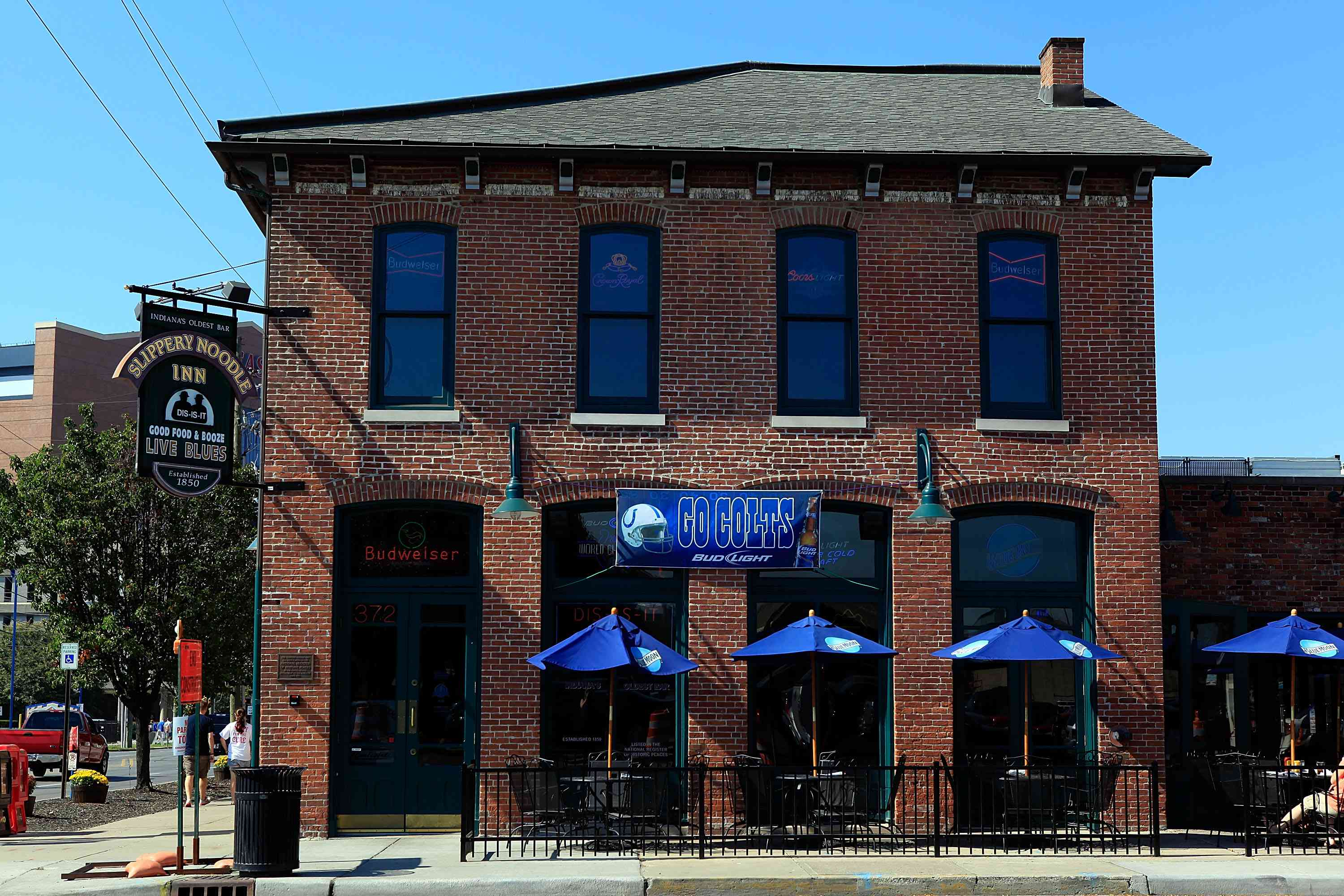 Indianapolis Exteriors And Landmarks