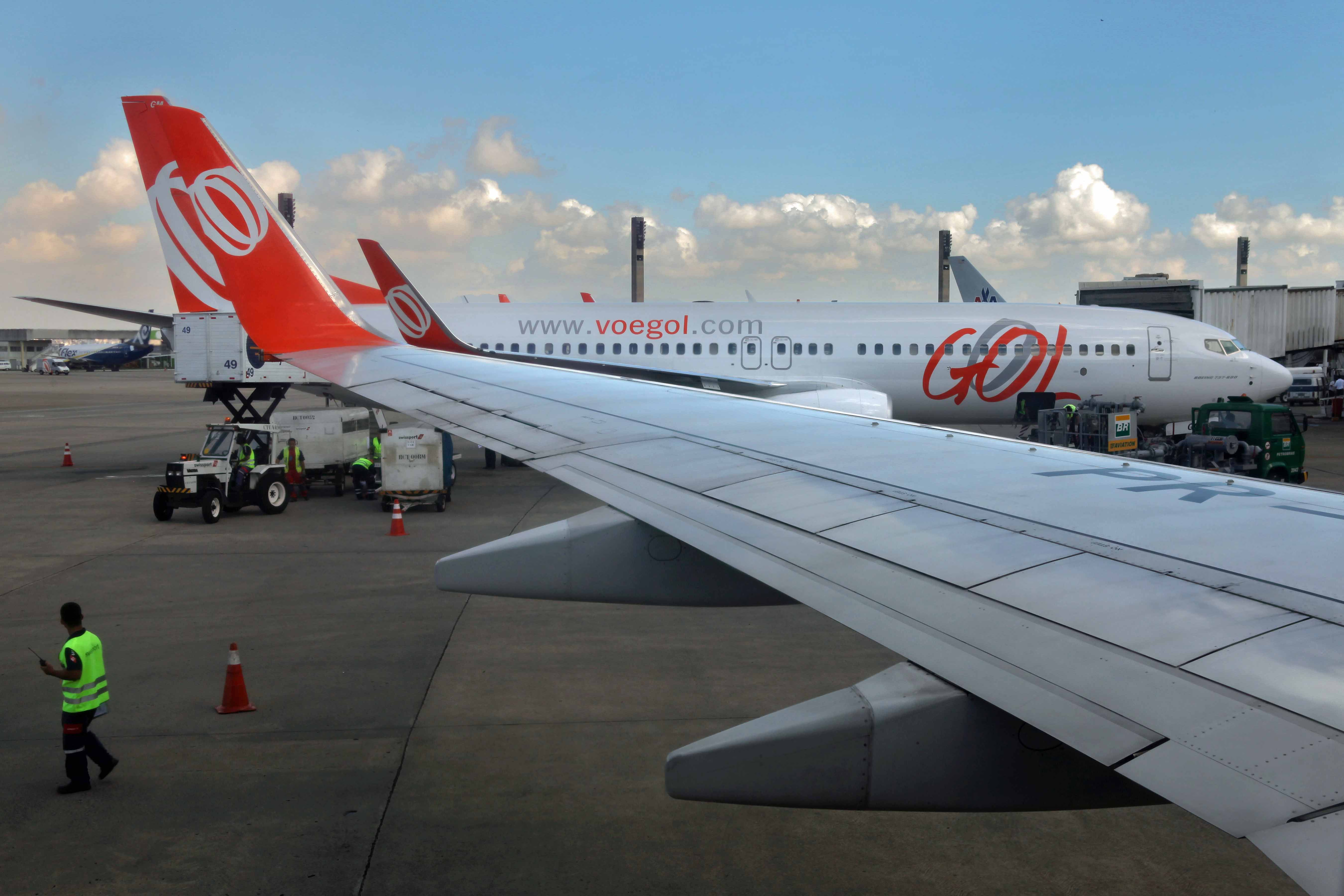GOL is a low cost carrier operating in Brazil.
