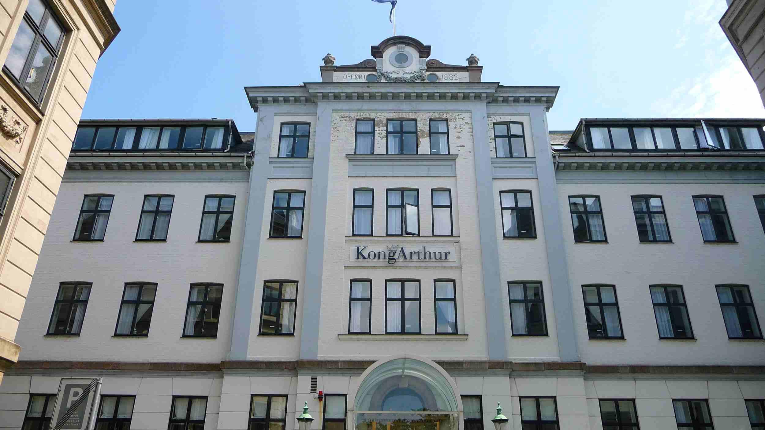 Hotel Kong Arthur, Copenhague