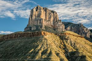 El Capitan Of Guadalupe Mountains National Park
