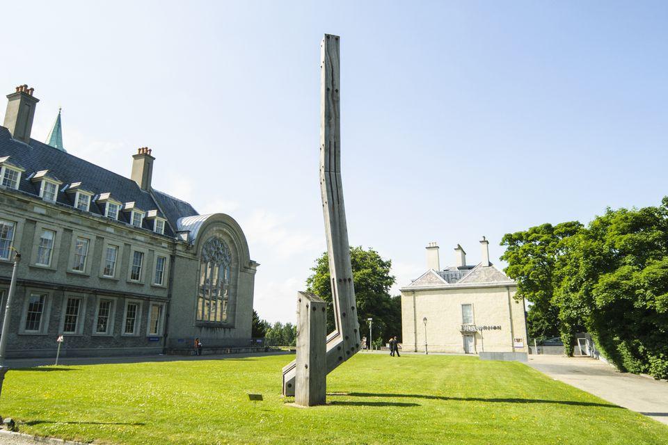Irish Museum Of Modern Art, Dublin, Ireland