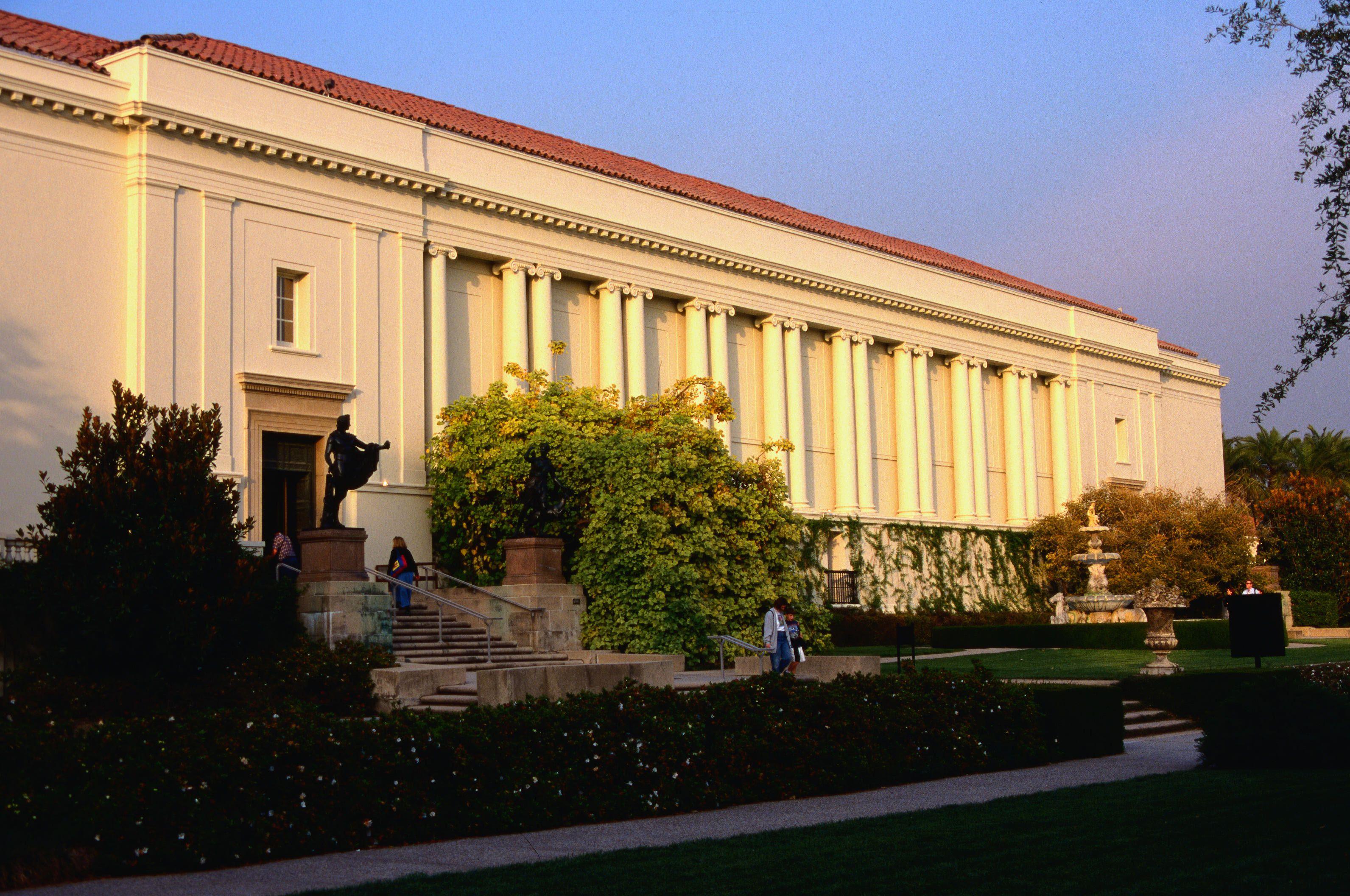 The Huntington Library - Huntington Beach, California