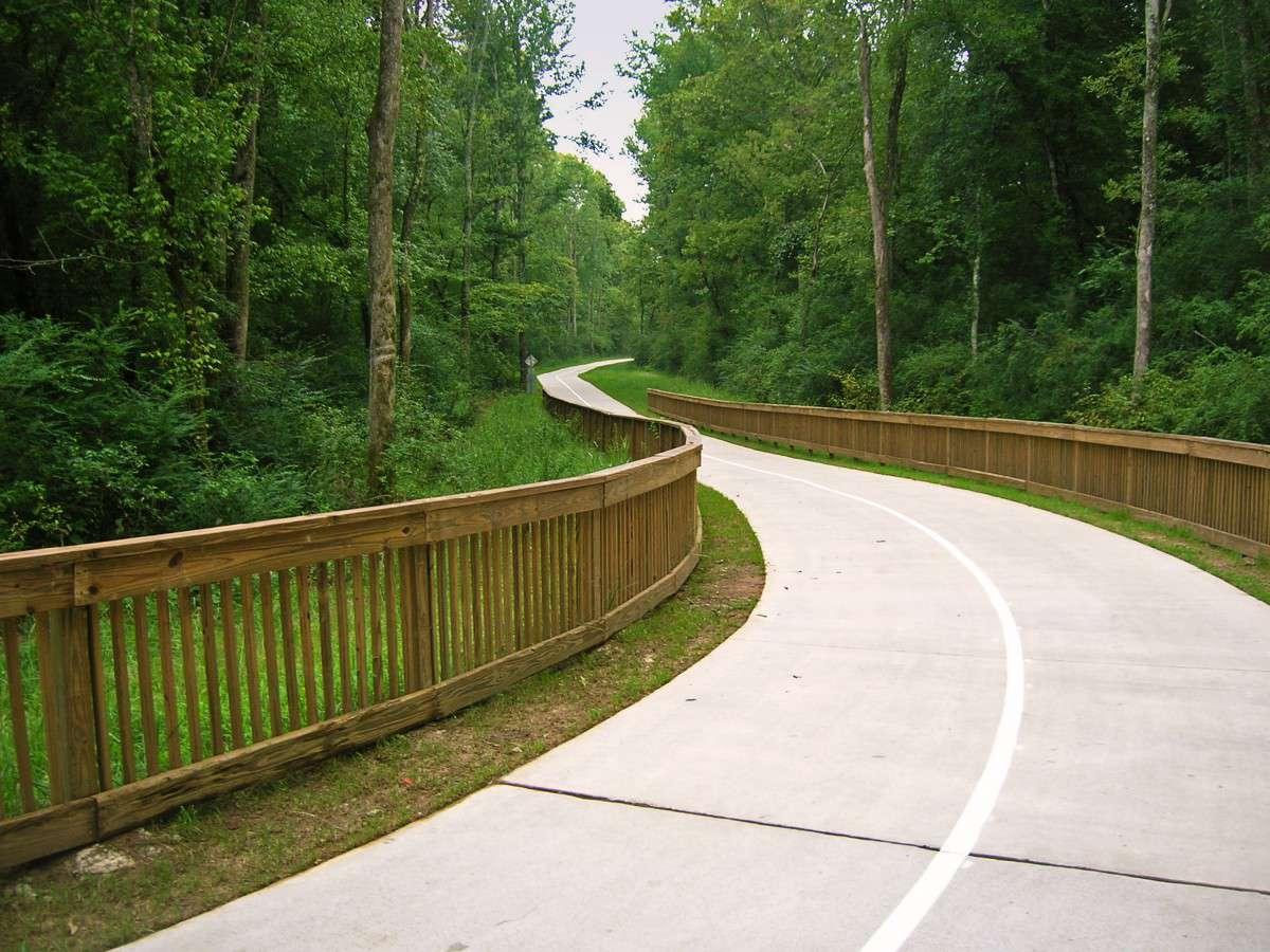 Alpharetta Big Creek Greenway Trail