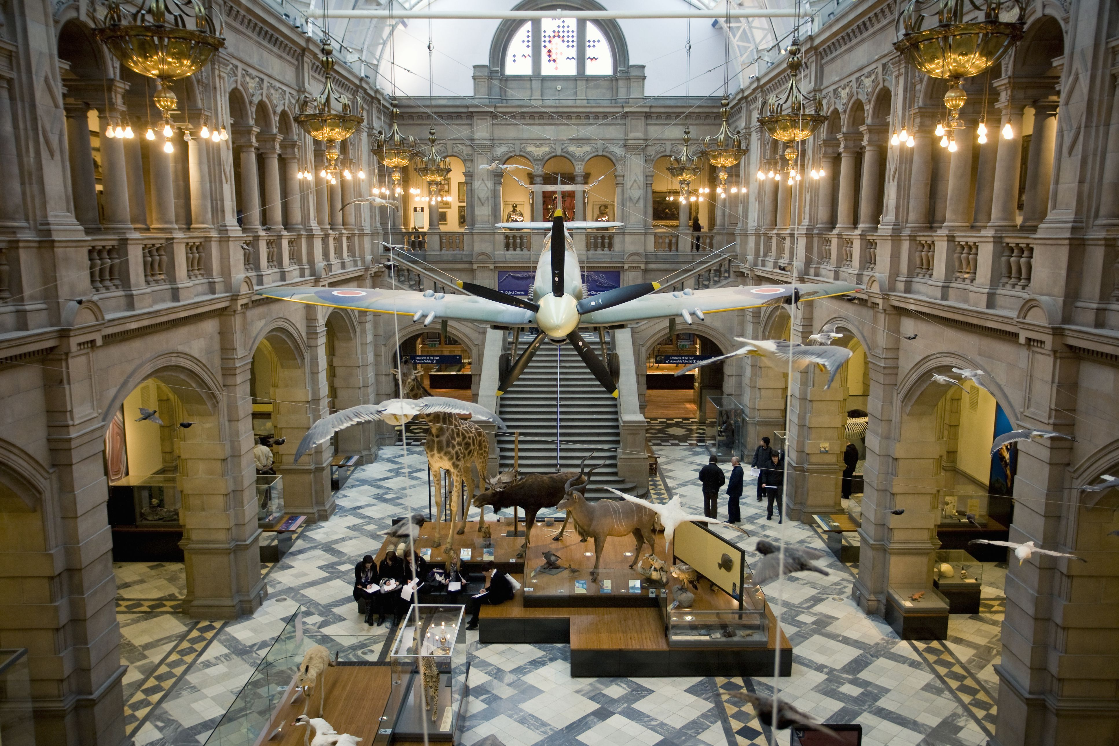 THE BIG 5 - UK Museums Worth a Side Trip