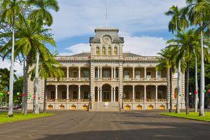The Iolani Palace