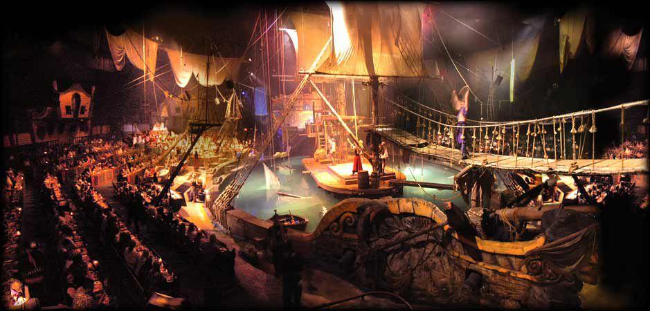 Pirates Dinner Adventure Show
