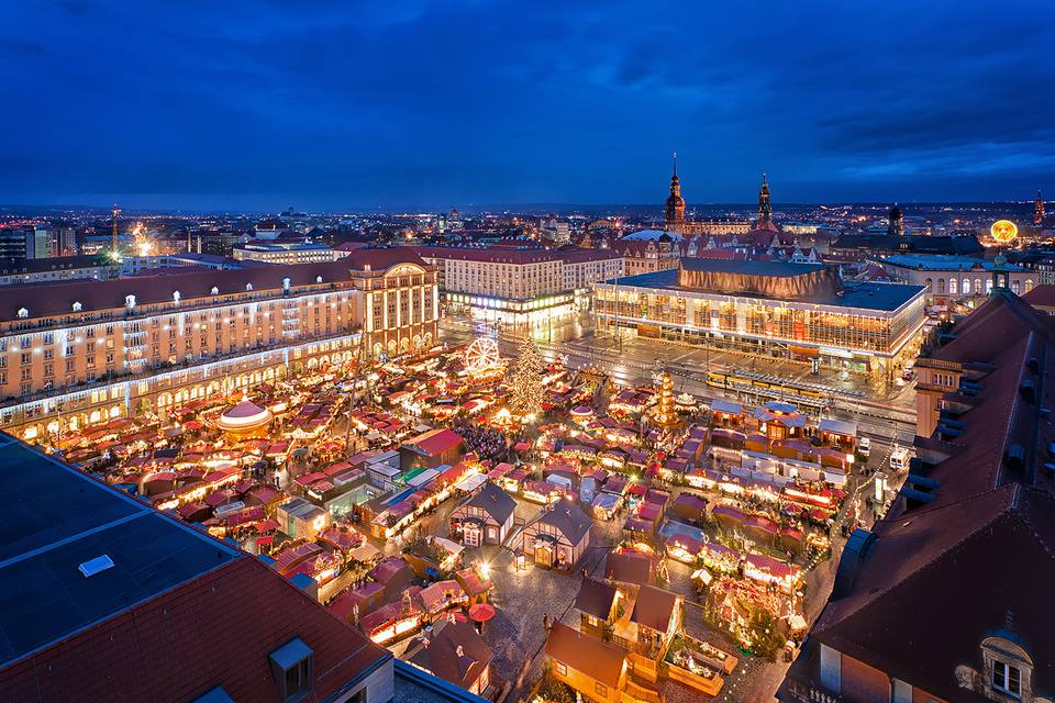 dresden christmas market - When Is Christmas In Germany