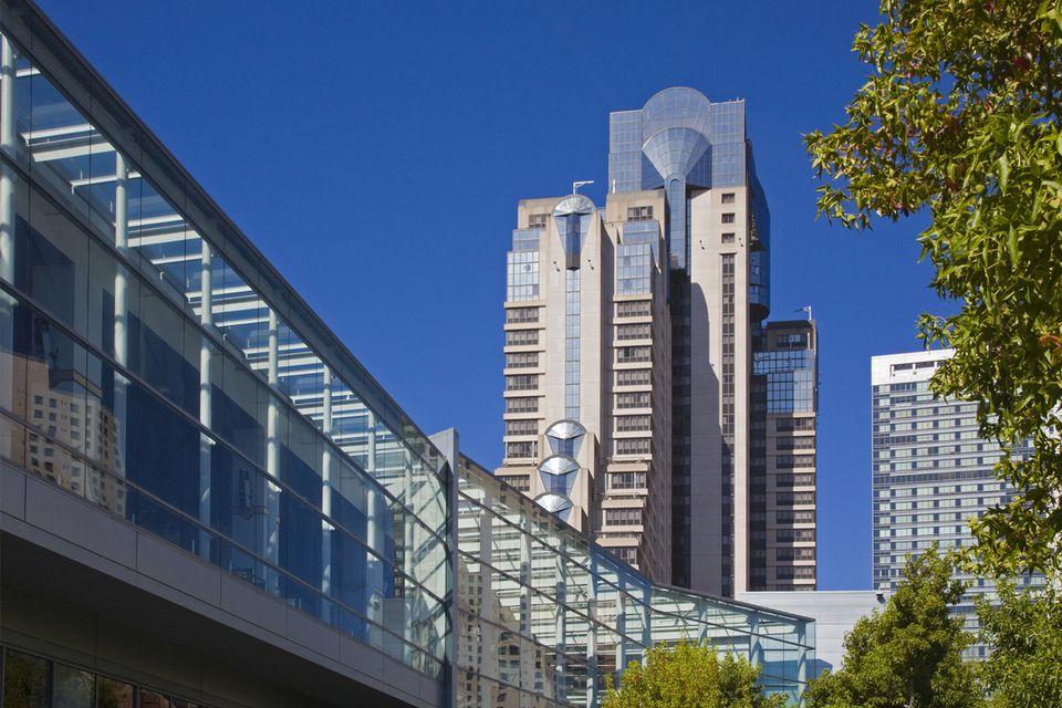 Marriott Hotel Market Street San Francisco