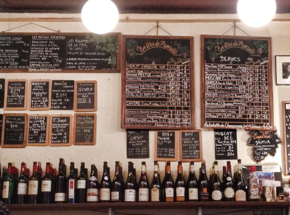 7 Best Wine Bars in Paris: Picks For a Glass or Meal