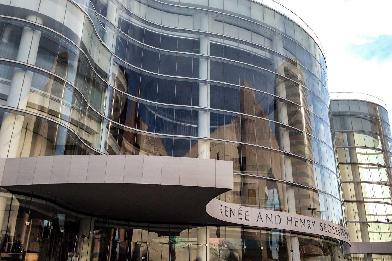 Centro de las Artes Segerstrom