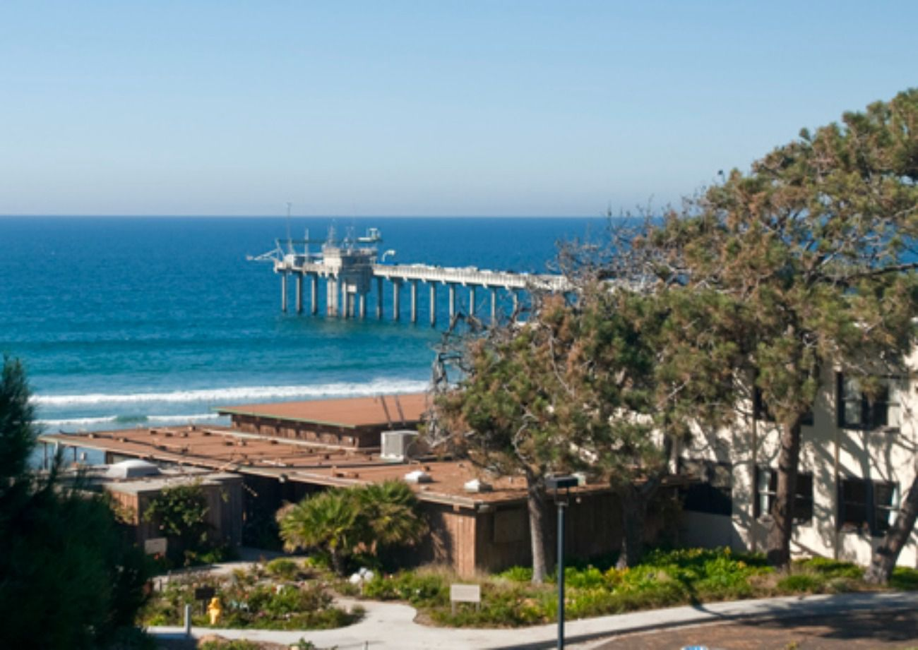 Scripps Institute Of Oceanography from Outside