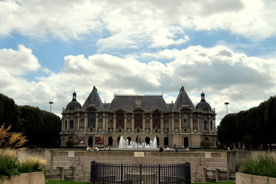 Musée des Beaux-Arts in France