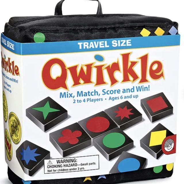 Mindware Travel Qwirkle Game