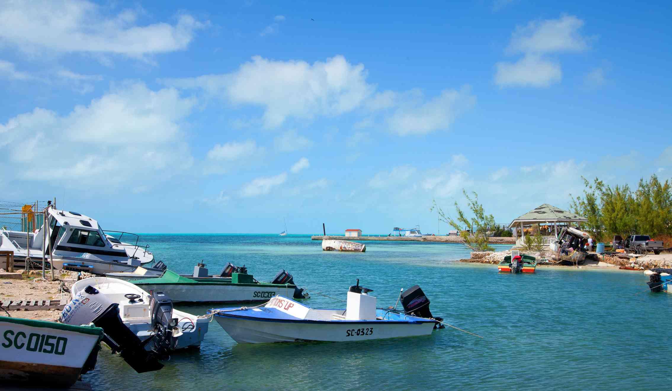 Caicos Harbor (South Caicos)