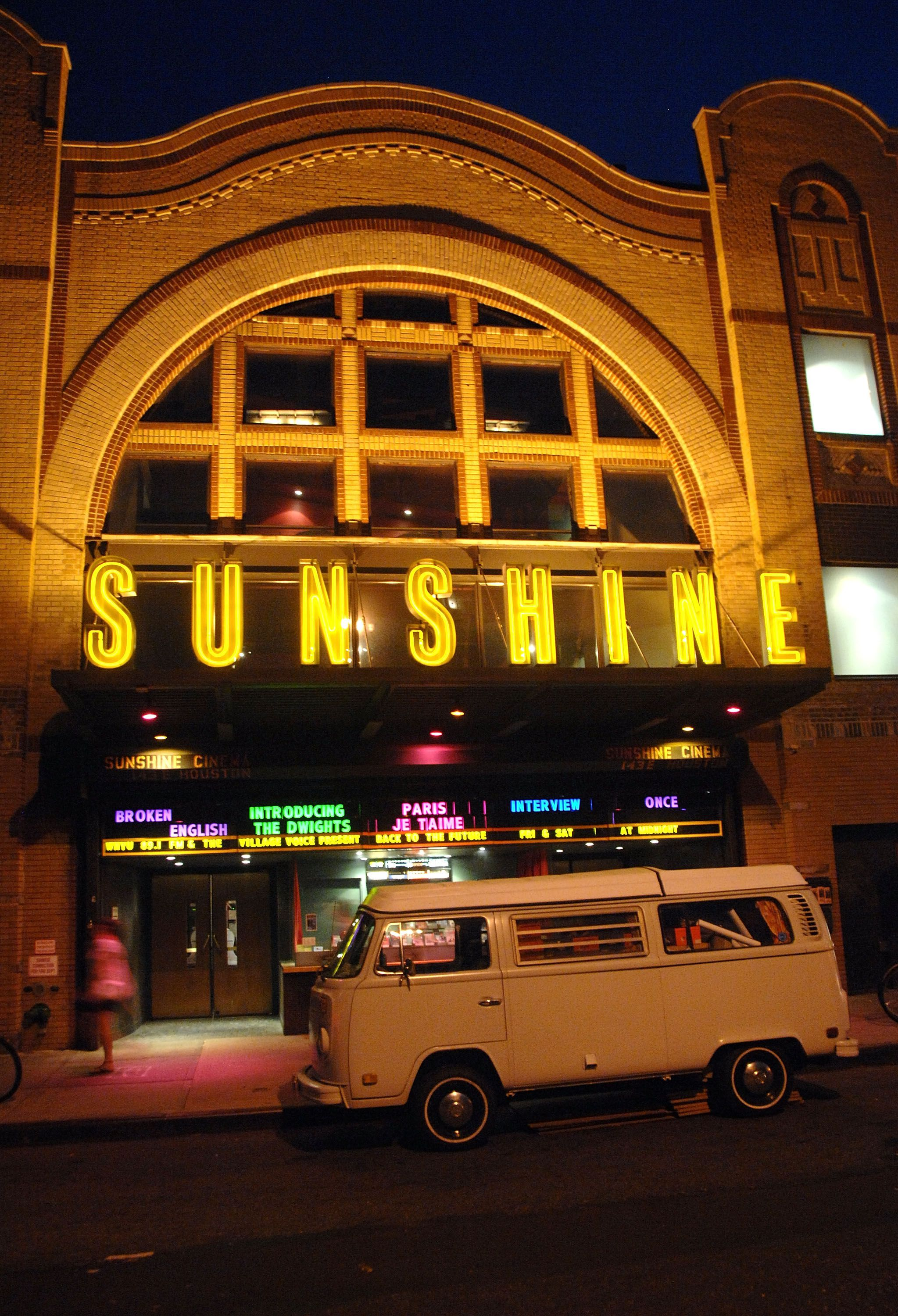 Best Independent Movie Theaters in Manhattan NYC