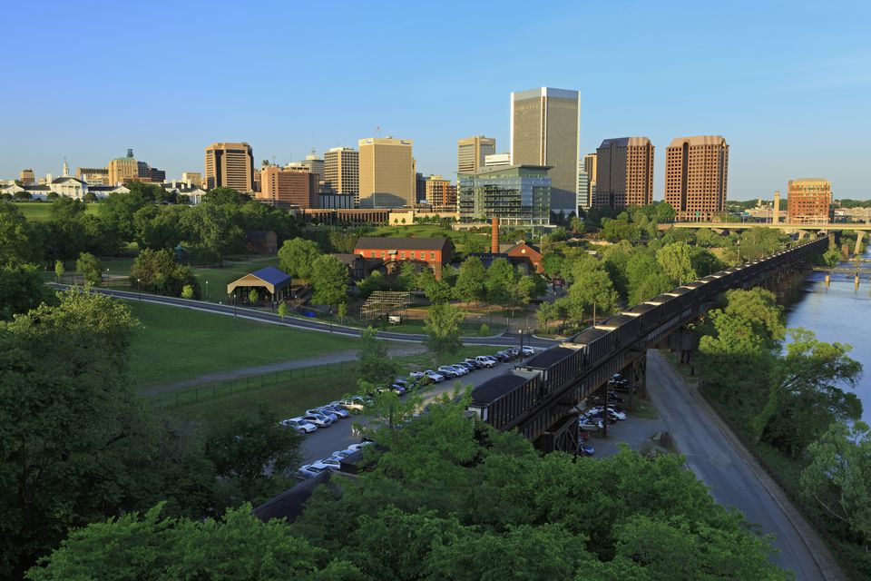 City Of Richmond Va >> Images Of Richmond Virginia The State Capital