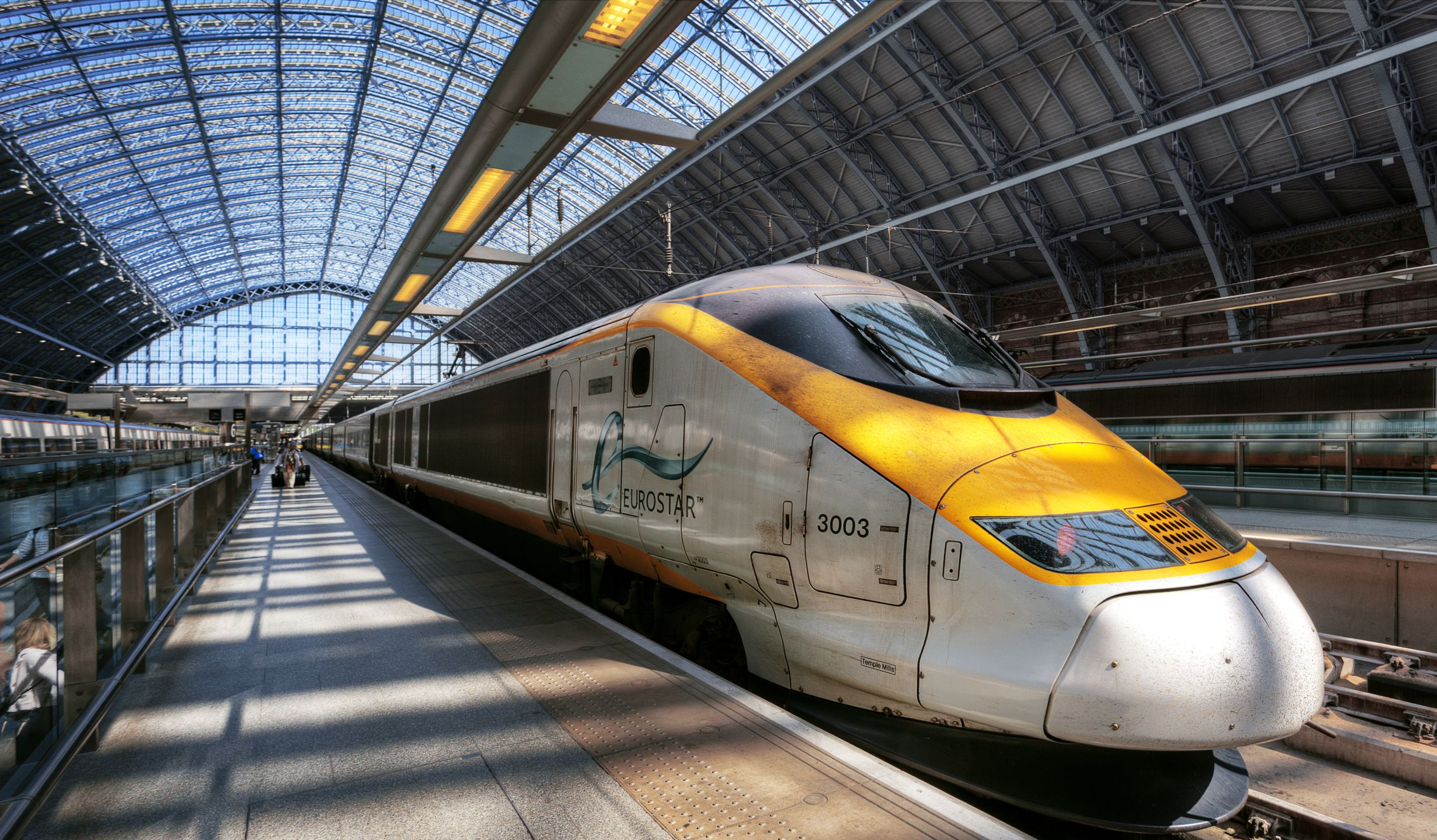 Taking Eurostar: The Complete Guide