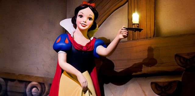 Snow Whites scary adventures