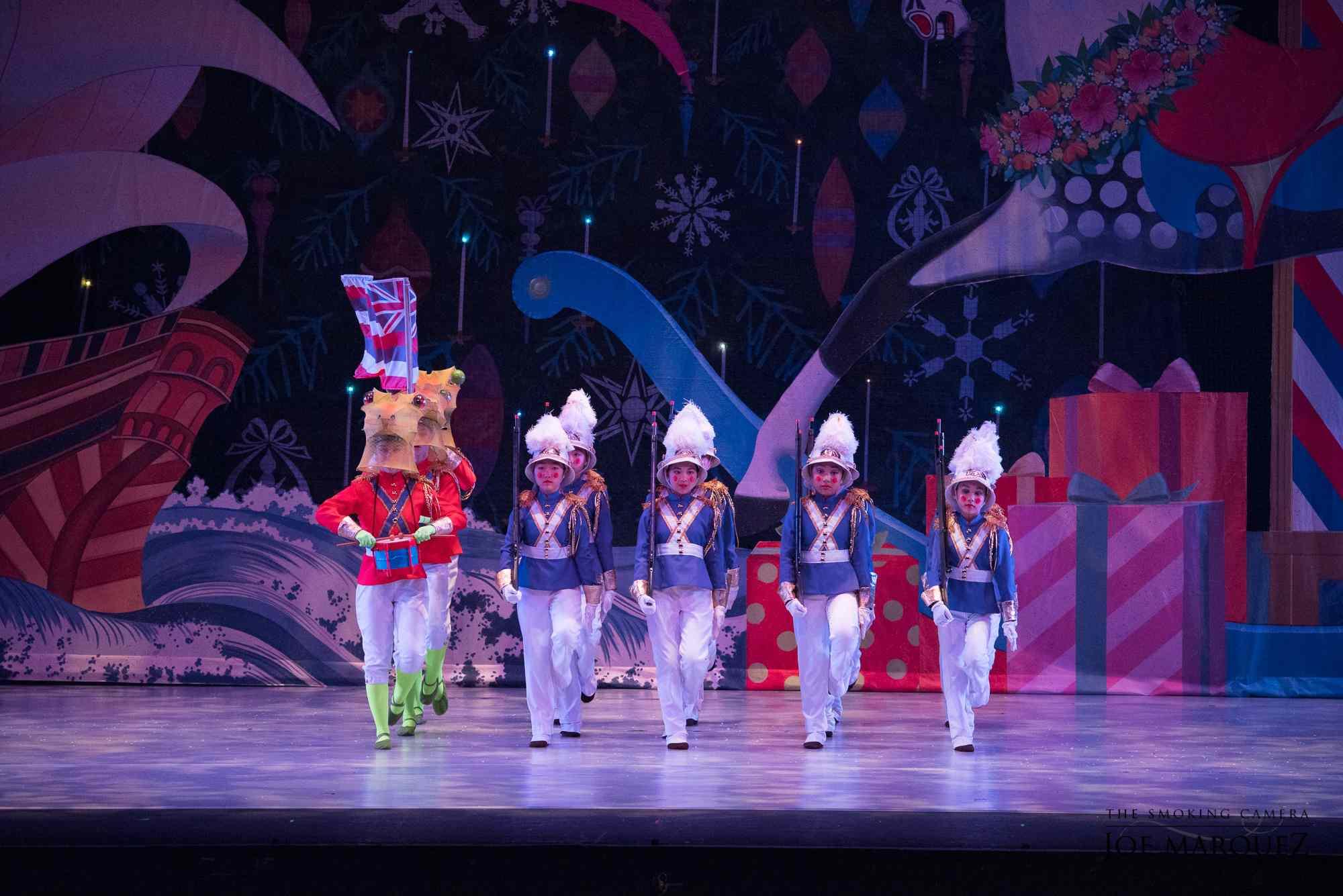 The Nutcrakcer performed by Ballet Hawaii