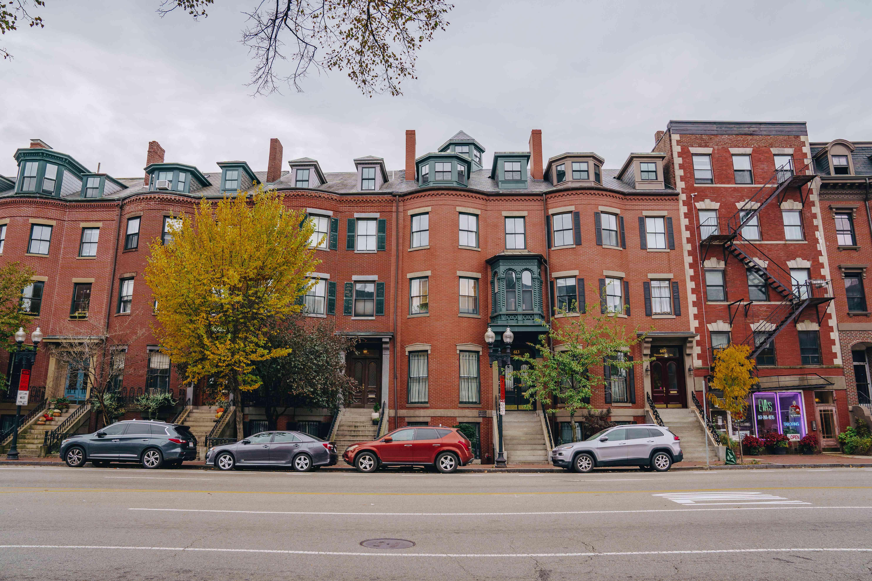 South End Neighborhood in Boston