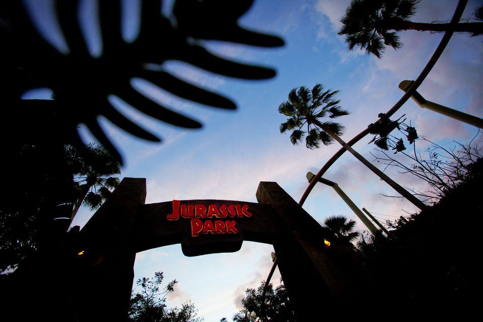 Parque Jurásico en Universal Orlando