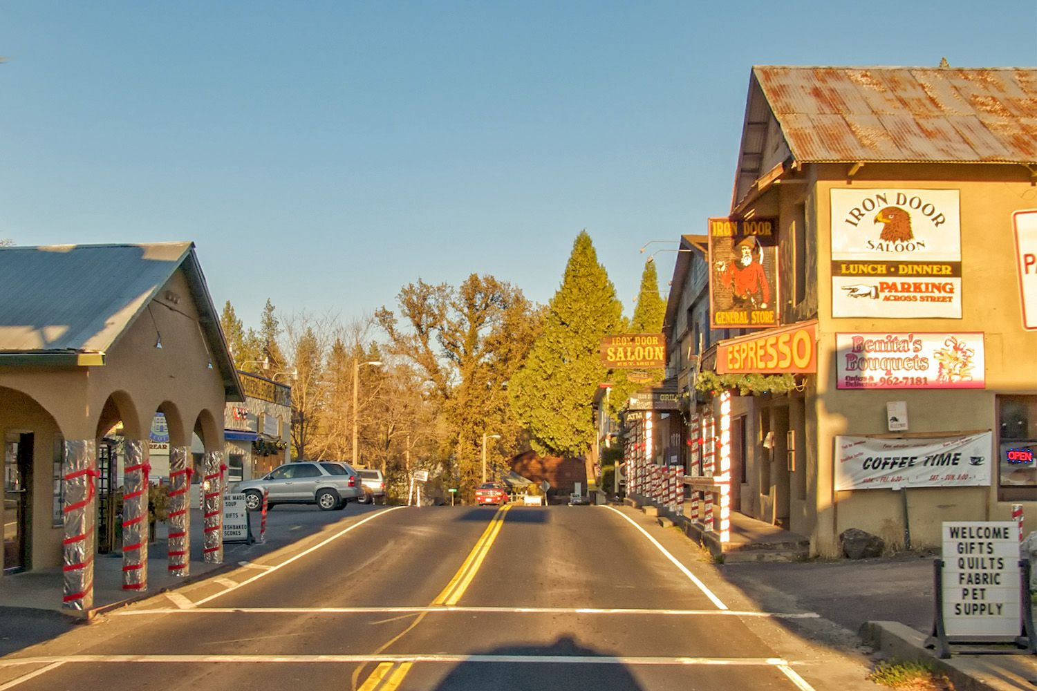 Yosemite Hotels In Groveland And Along Highway 120