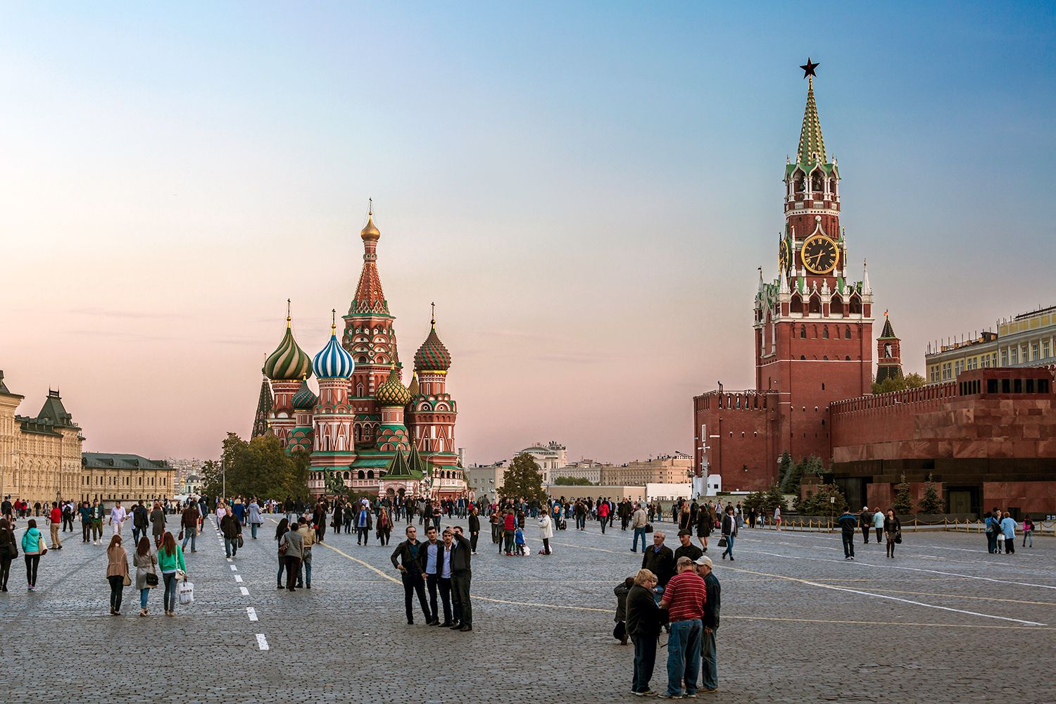 Basic Russian Vocabulary for Travelers