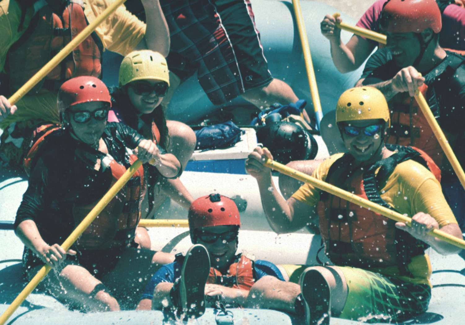Family Rafting Trips on West Virginia's Gauley River