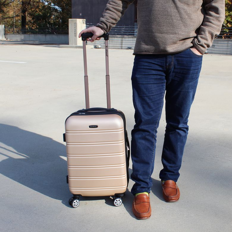 Rockland Luggage Melbourne Carry-On