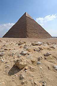Image of The Great Pyramid of Giza, Egypt