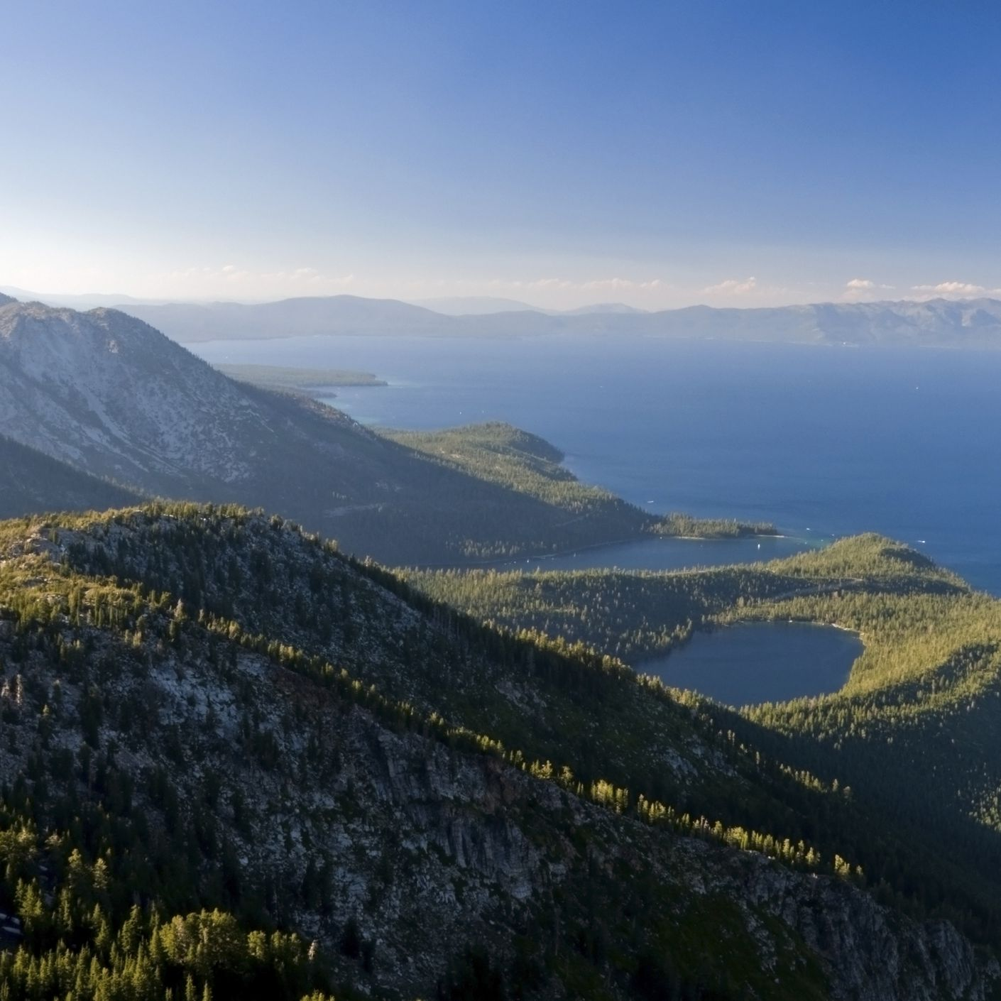 The 10 Best Hikes in Lake Tahoe
