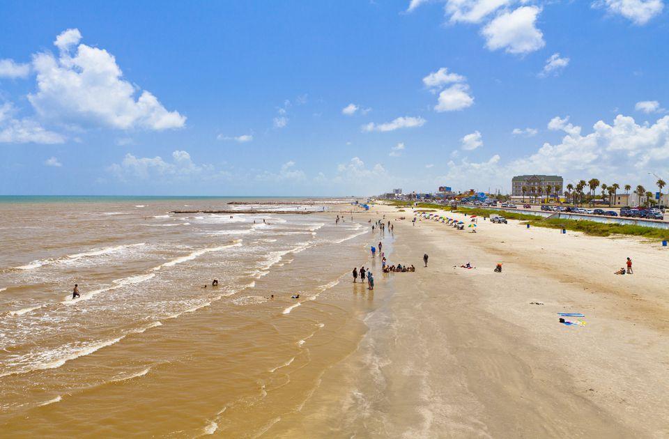 Beach Galveston